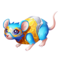 Masquerade Mouse Adult
