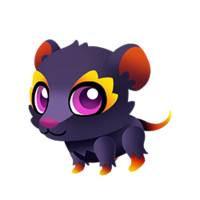 Magma Mouse Baby