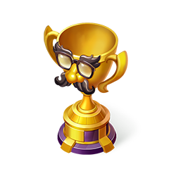 Gold Disguise Trophy