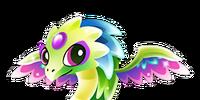 Quartz Quetzalcoatl