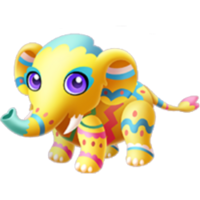 Pastelephant Juvenile