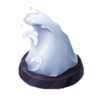 Silver Fish Out of Water Trophy