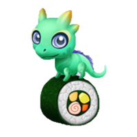 Dragon Roll Baby