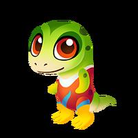 Gecko Roman Baby