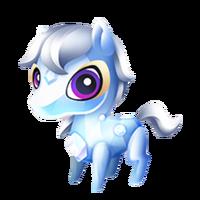 Diamond Pony Baby