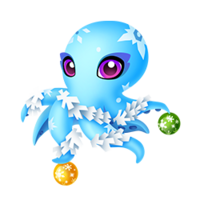 Ornament Octopus Juvenile
