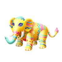 Pastelephant Adult