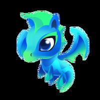 Sea Horse Baby