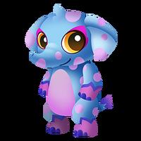 Toy Elephant Juvenile