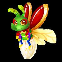 Festive Firefly Adult