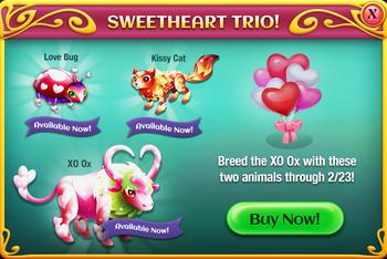 The Sweetheart Trio