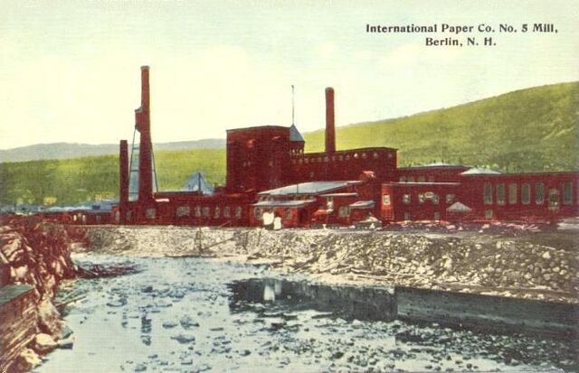 File:International Paper Co. Mill, Berlin, NH.jpg