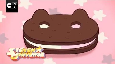 Cookie Cat Steven Universe Cartoon Network