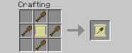 Shovel Recipe