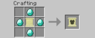 Diamond Armor Recipe