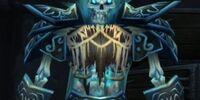 Coldwraith skeleton
