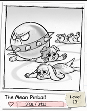 The Mean Pinball