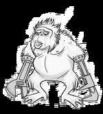 Monkey wrench sickly