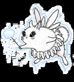 Pixie dustbunny frigid