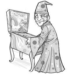 Mister pinball wizard