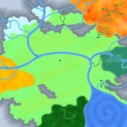Fused Destinies Map