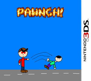 Pawnch! Cover