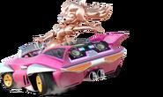 Pink Gold Peach MK8