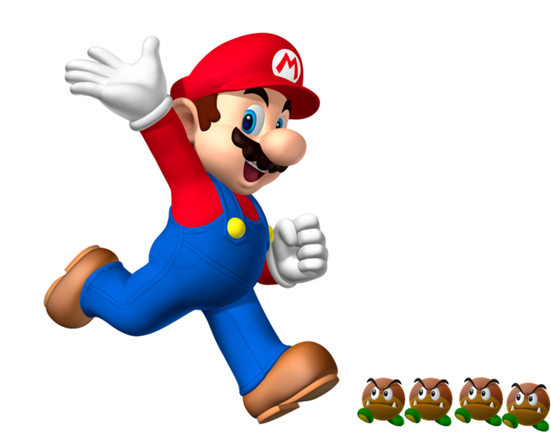 File:Mega Mario by MGC.png