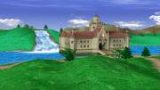 Peach s castle hd by machriderz-d5b3n4s