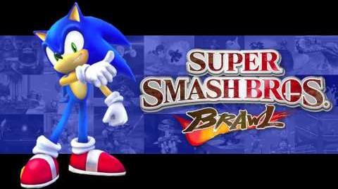 Sonic Heroes (Super Smash Bros