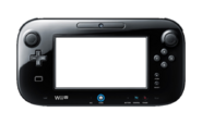 Wii U Gamepad Template