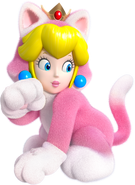 350px-Cat Princess Peach Artwork - Super Mario 3D World