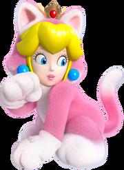 350px-Cat Princess Peach Artwork - Super Mario 3D World