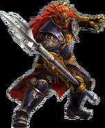HWL Ganondorf Trident