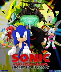SONIC2 SHADOW poster