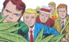 Teen Brigade Marvel