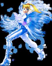 Frostelia Artwork - New Super Mario Bros. Opal