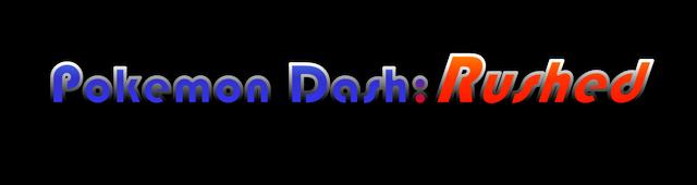 File:LogoPokemonRushDashed.png
