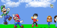 Mario & Luigi:Attack of the Miis