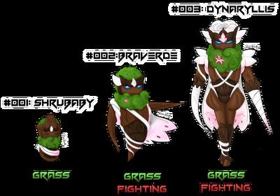 Dynaryllis Evolutionary Line
