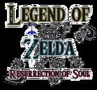 Legend of Zelda Resurrection of Soul Logo