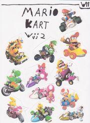 Mario Kart Wii 2