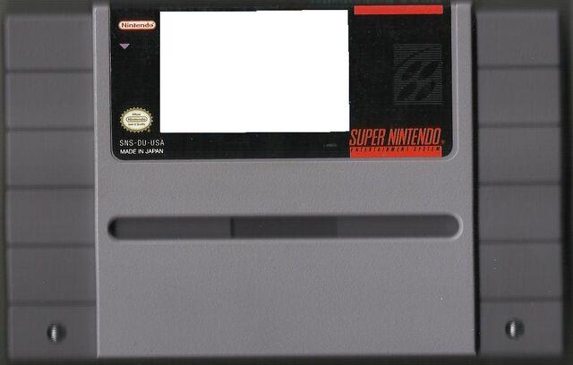 File:Old US SNES cartridge temp.jpg