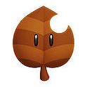 File:Super Leaf - Mario Kart 8 Wii U.png