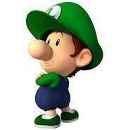 Baby Luigi 7