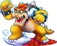 593px-Bowser Artwork - Mario & Luigi Dream Team