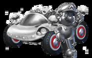 Metal Mario MK9