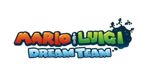 Dreamy Somnom Labyrinth - Mario & Luigi Dream Team Music Extended