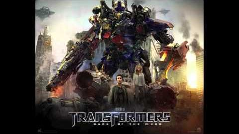 Transformers Dark of the Moon The Score-15- I'm Just the Messenger- Steve Jablonsky