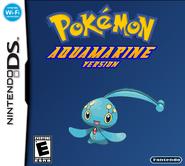 Pokemon Aquamarine Boxart